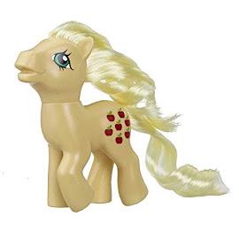 My Little Pony Retro Rainbow Mane 6 Applejack Brushable Pony