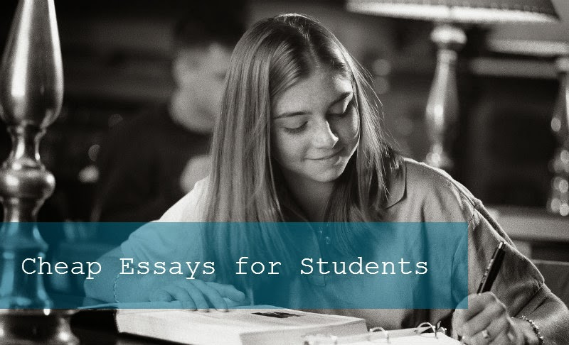 Cheap Essays for students