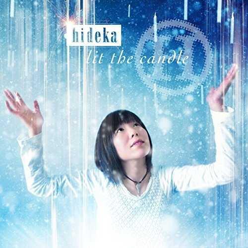 [MUSIC] hideka – Lit The Candle (2014.12.17/MP3/RAR)