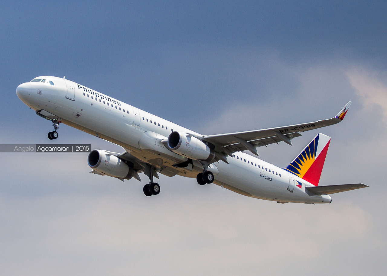 Philippine Airlines Considers A321neo LR, Sheds Light on ...  Philippine Airl...