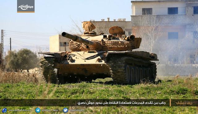 Tank T-62