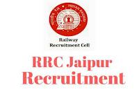 RRC Jaipur Recruitment rrcjaipur.in Apply Online Application Form