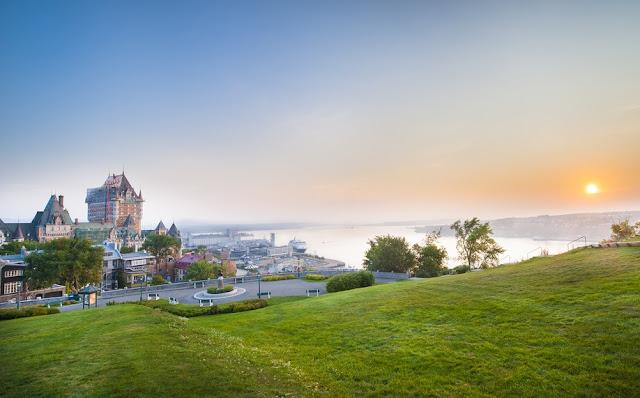 Fuso horário em Quebec