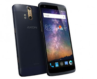 ZTE Axon Pro Performa High-end
