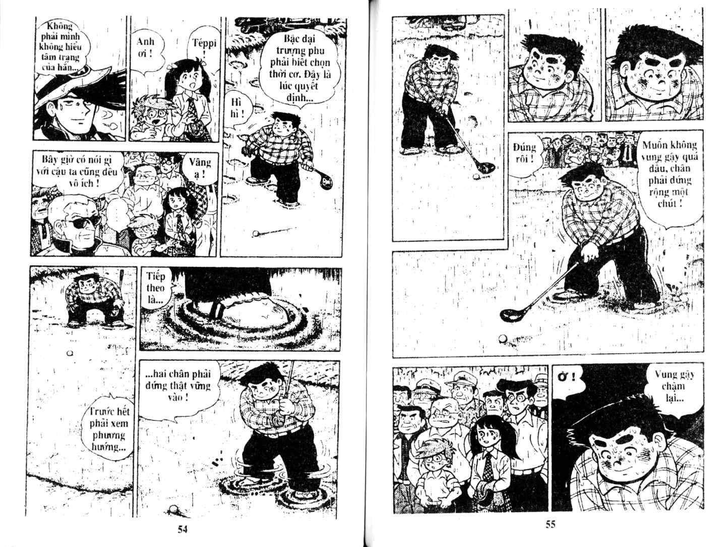 Ashita Tenki ni Naare chapter 9 trang 26