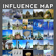 Influence Map -Art from of Nature building ideas