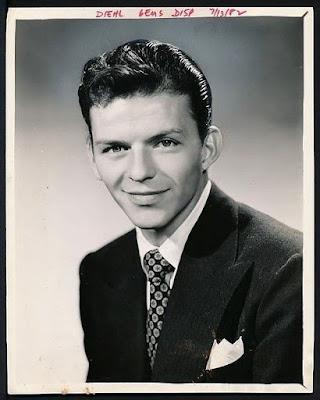 Frank Sinatra in 1943