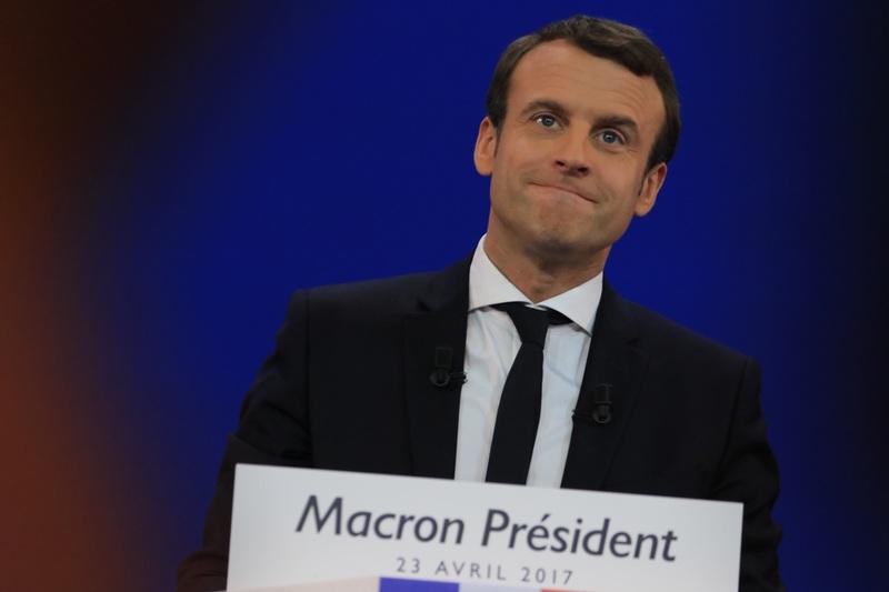 Bildergebnis für Frankreich mit Macron auf Kriegskurs
