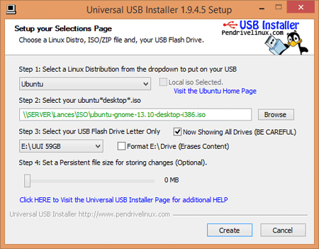 USB Bootable Software
