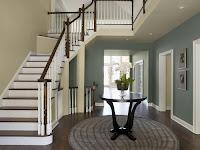 Wandgestaltung Flur Mit Treppe