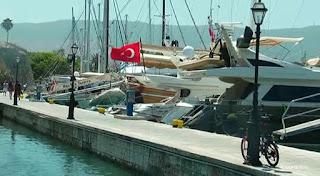 έχουν κατασχεθεί έντεκα τουρκικά σκάφη