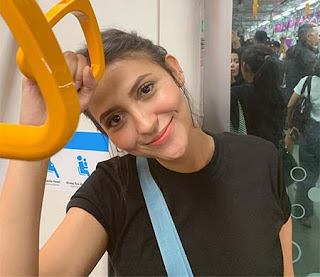 Aliyah Faizah Senyum