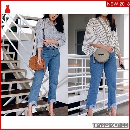 HPY222H155 Hopylovy Celana Anak Jeans Murah BMGShop
