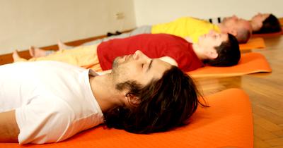 Ejercicio de relajación para dormir mejor