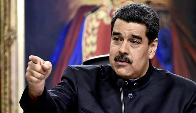 Africans, not France are the real World Cup winners – Venezuela President, Nicolas says