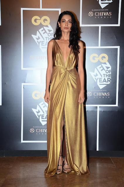 Sarah Jane Dias at GQ Men of the Year Awards 2016 to celebrate GQ's 8th Anniversary