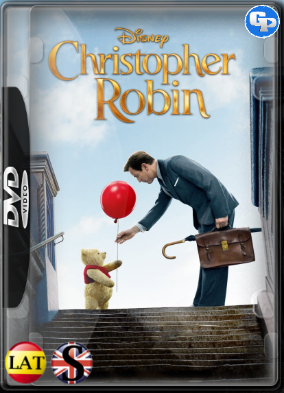 Christopher Robin: Un Reencuentro Inolvidable (2018) DVD5 LATINO/INGLES