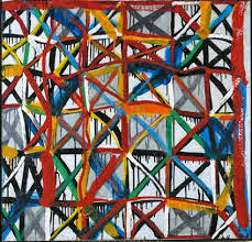 Allen-Maddox-New-Zealand-contemporary-artist-grids-crosses
