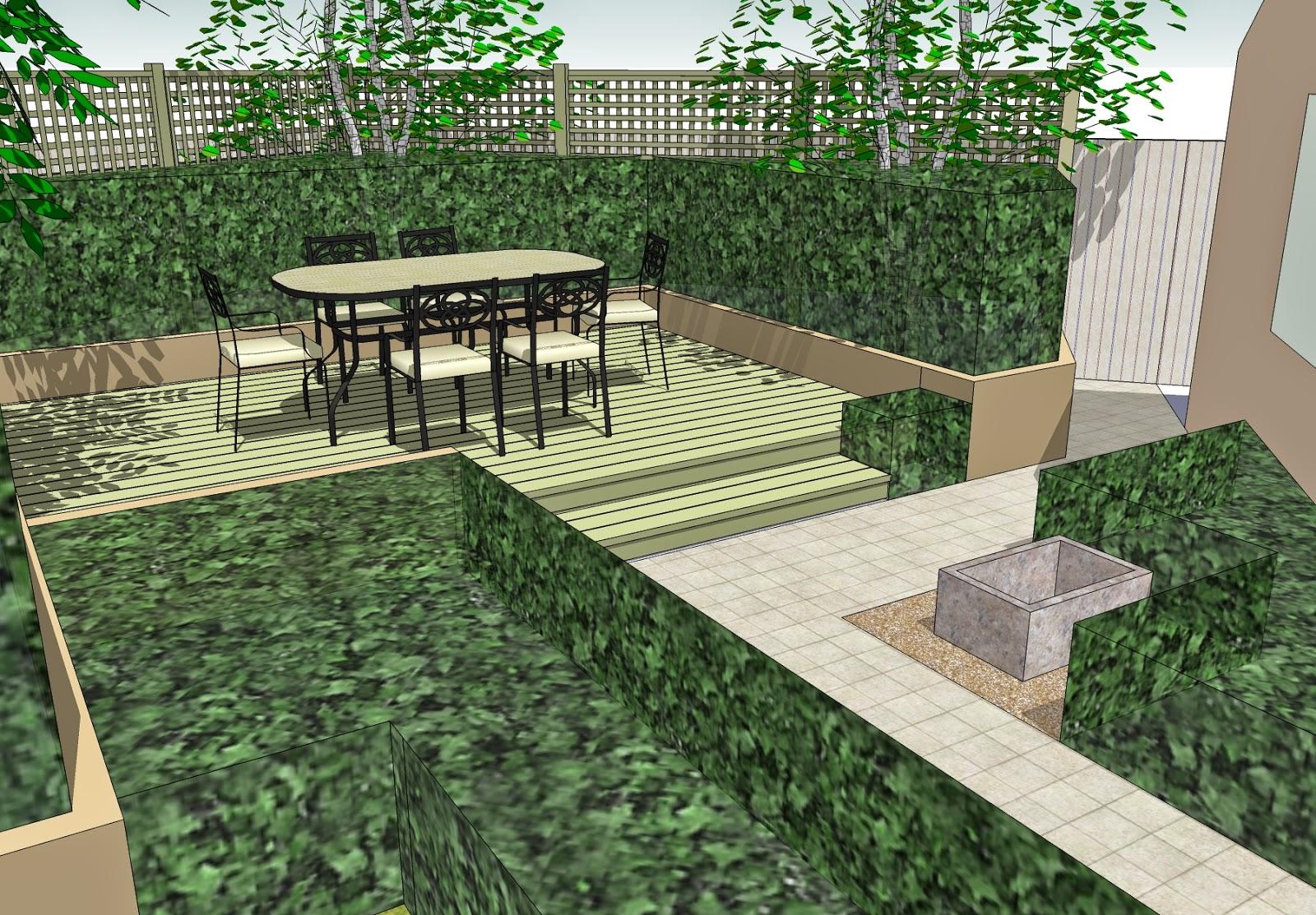 Landscape Ideas Akissisjustakiss Google Sketchup Design