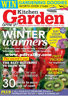 Kitchen Garden Magazine February 2017