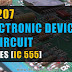 CS207 Electronic Devices & Circuits : IC 555 Notes