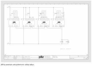 Pilz Automation Safety: Wiring: Contact vs Electronic