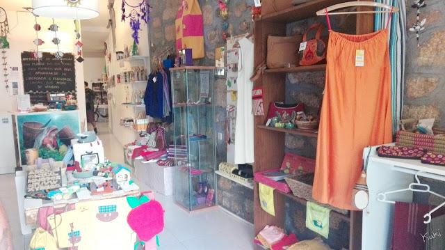 Loja comércio justo de Ourense