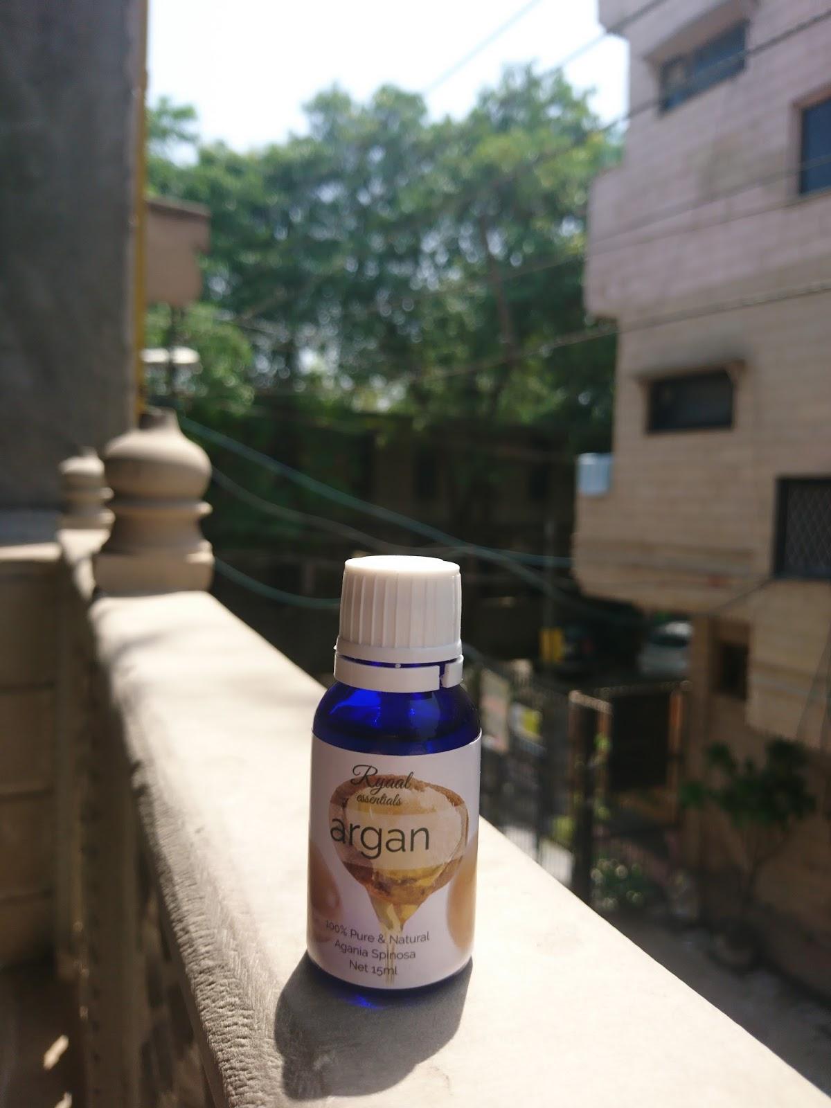 Ryaal Essentials Morocco Argan Oil - Amrit Kaur (Amy