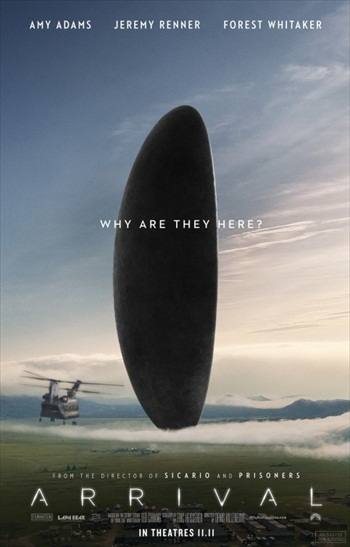 Arrival 2016 English DVDScr