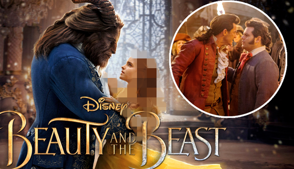 Filem Beauty & the Beast tayang 30 Mac, tanpa potong adegan gay