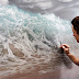Realistic piece of art! : High-Velocity Paintings By Joel Rea