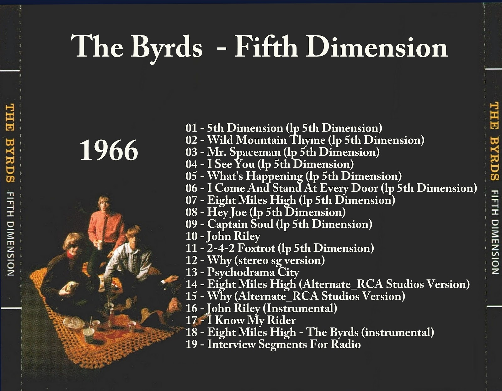 Music Archive: The Byr...