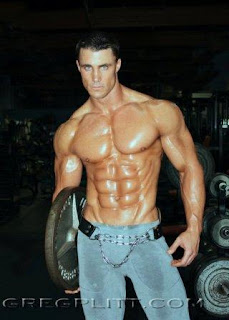 number 1 fitness model 8 pack abs
