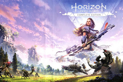 Horizon Zero Dawn Mobile APK + OBB for Android | PPSSPP Emulator