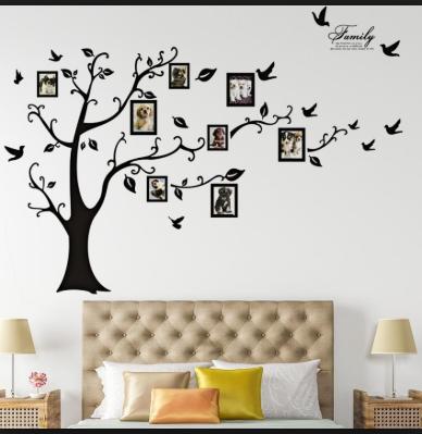 Inspirasi Desain Kamar Tidur  Dengan Nuansa Pepohonan Yang Adem Dan Asri 3