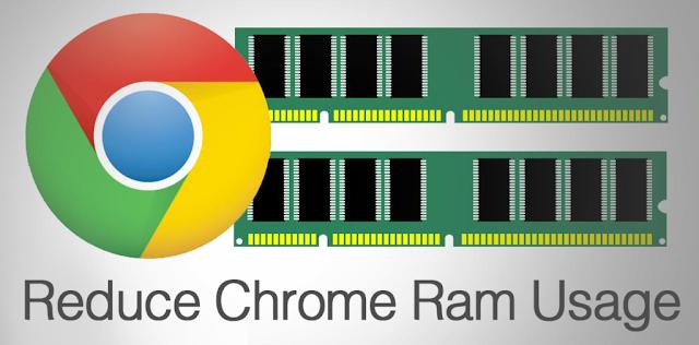reduce chrome ram usage