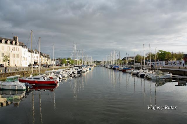 Puerto deportivo de Vannes
