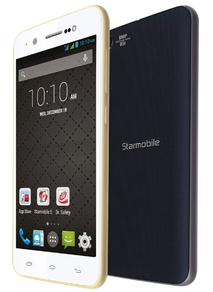 Starmobile UP HD Announced, 4.7-inch 720p Quad Core Smartphone for Php4,990