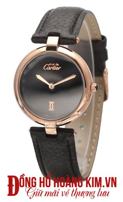 Đồng hồ nữ cartier mới hàng hiệu
