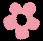 小さな花のイラストパステルカラー かわいいフリー素材集 いらすとや