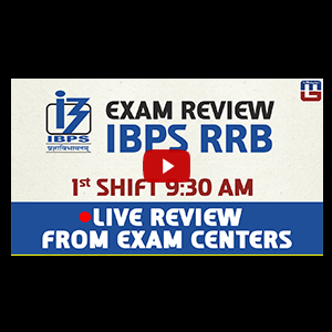 Exam Review With Cut Off | IBPS RRB PO PRE 2017 Shift - 1& 2 Live From Exam Center