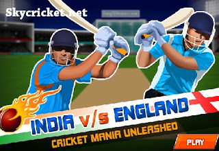 Play India Vs England game