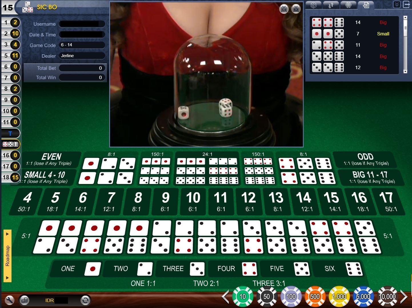 Tips Ampuh Menang Dalam Permainan Judi Online Sicbo Dewaqq Qqdewa Poker V Idn Poker