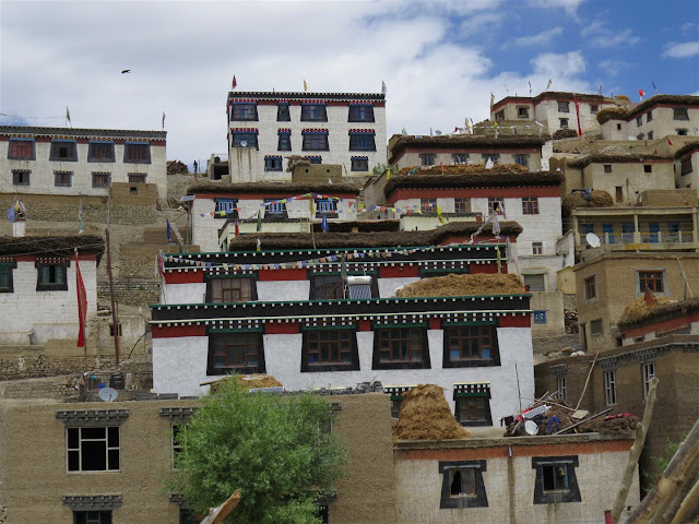 Houses at Khibber