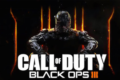 How to Free Download Game Call of Duty Black Ops III for Computer PC or Laptop