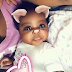 Davido's 2nd babymama shares cute new photos of their daughter, Hailey