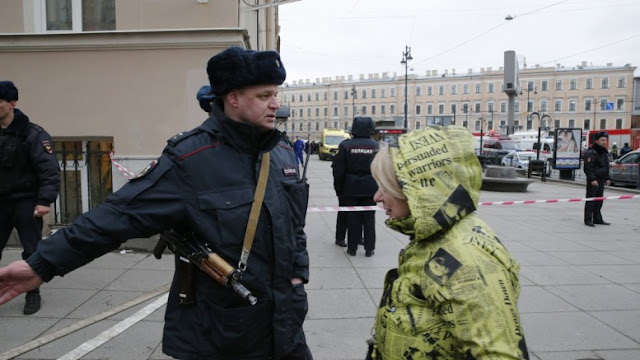 Συλλήψεις τζιχαντιστών στη Μόσχα