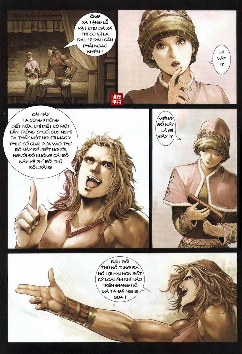 Ôn Thụy An Quần Hiệp Truyện chap 23 trang 3