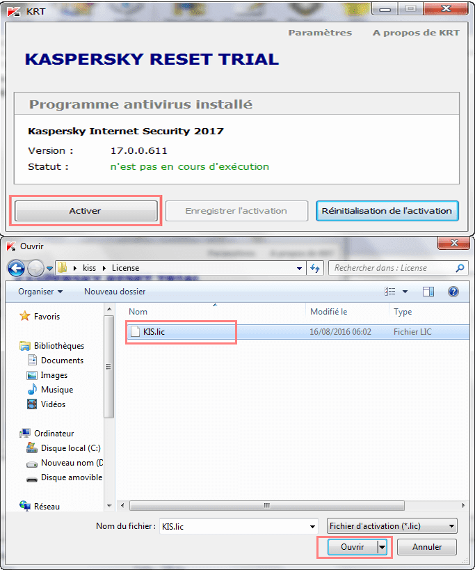 Download the latest version of Kaspersky Internet Security for maximum protection against computer viruses, worms, Trojans, & other Internet security threats.