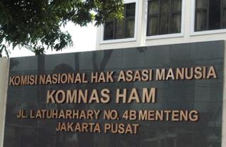Penanganan Pelanggaran HAM di Indonesia